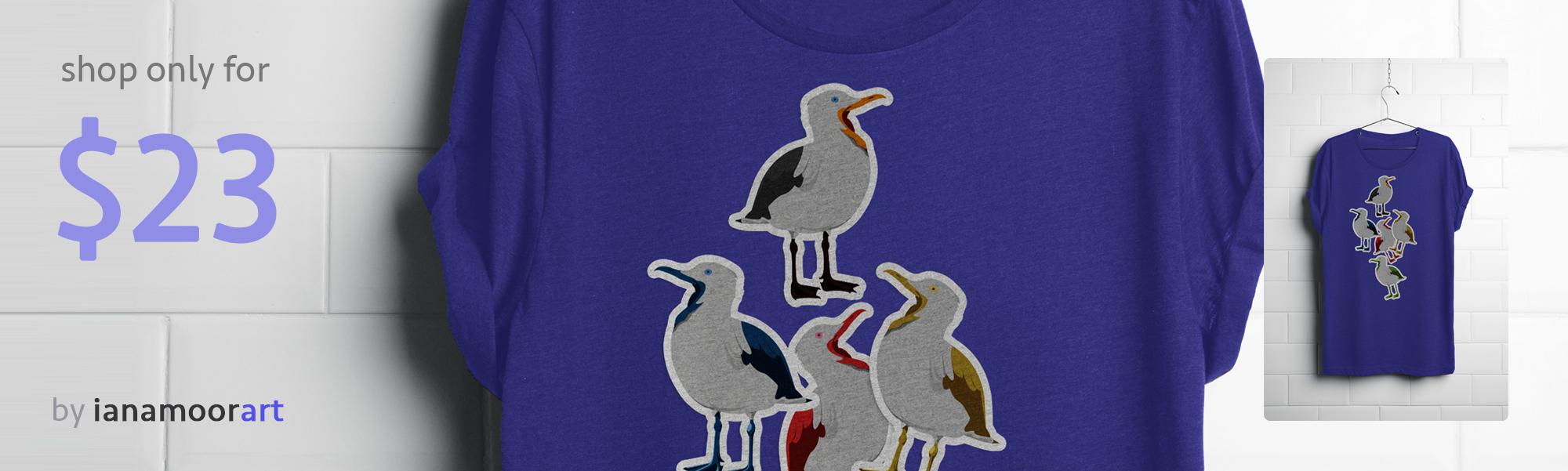 seagull_t-shirt