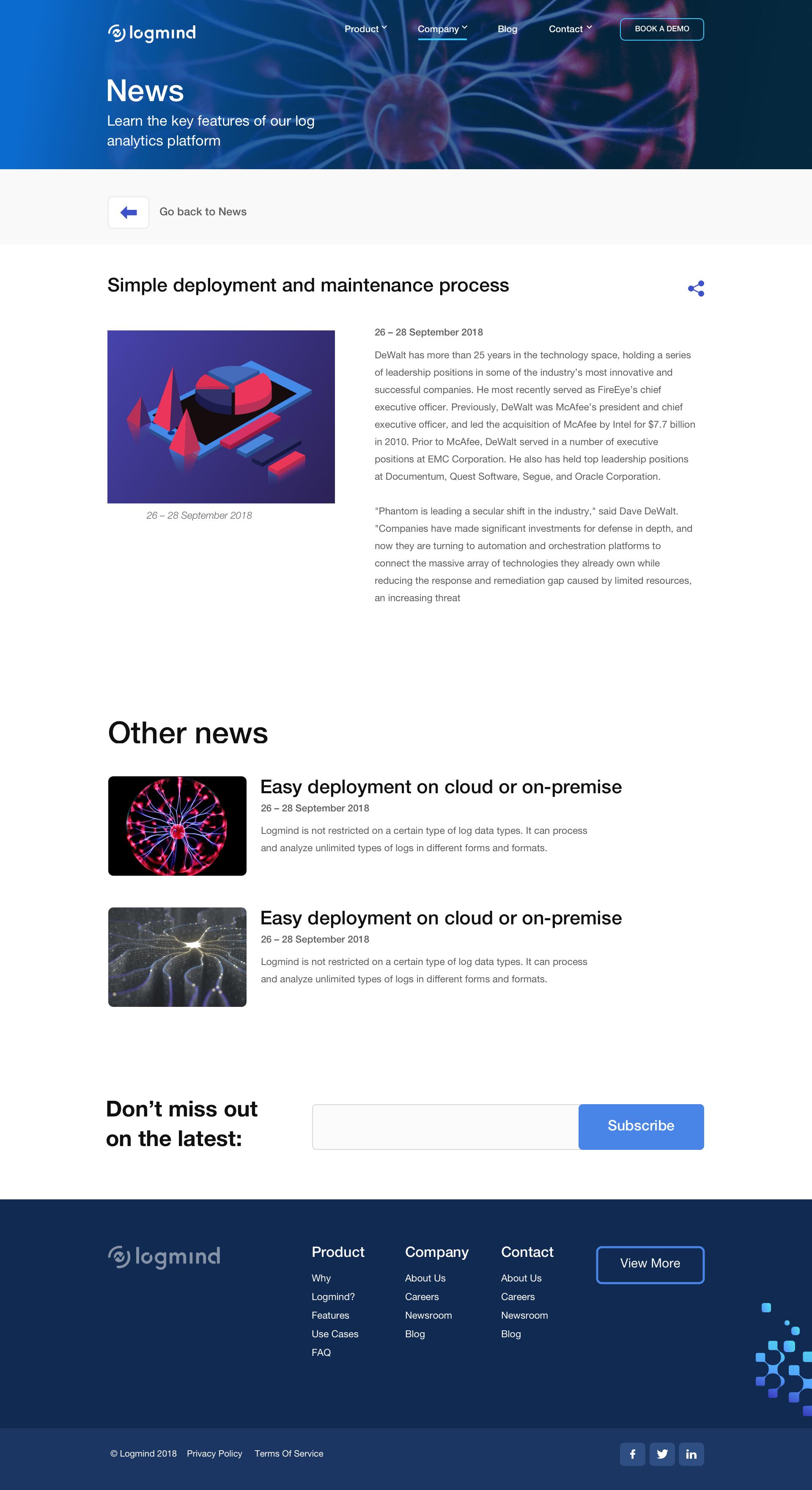news inner